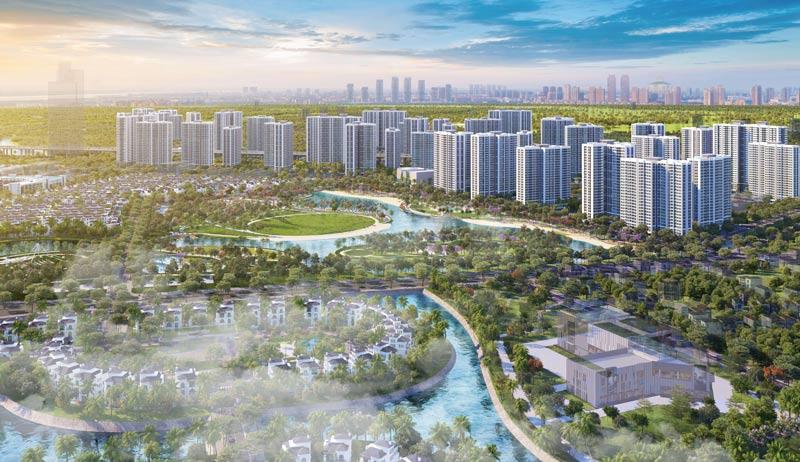 #Vinhomes_Grand_Park | Thành phố công viên đầu tiên giữa Sài Gòn năng động
