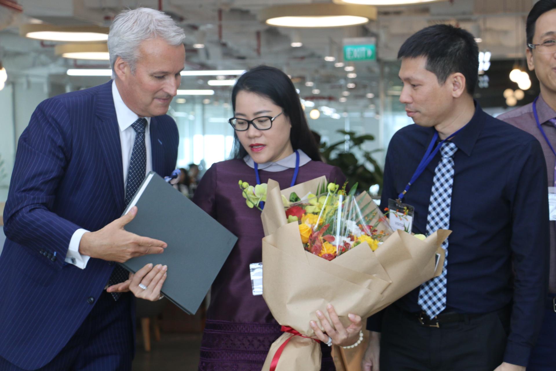 Chủ Tịch HĐQT kiêm TGĐ Thien Minh Group đạt danh hiệu Doanh Nhân Tiêu Biểu 2018