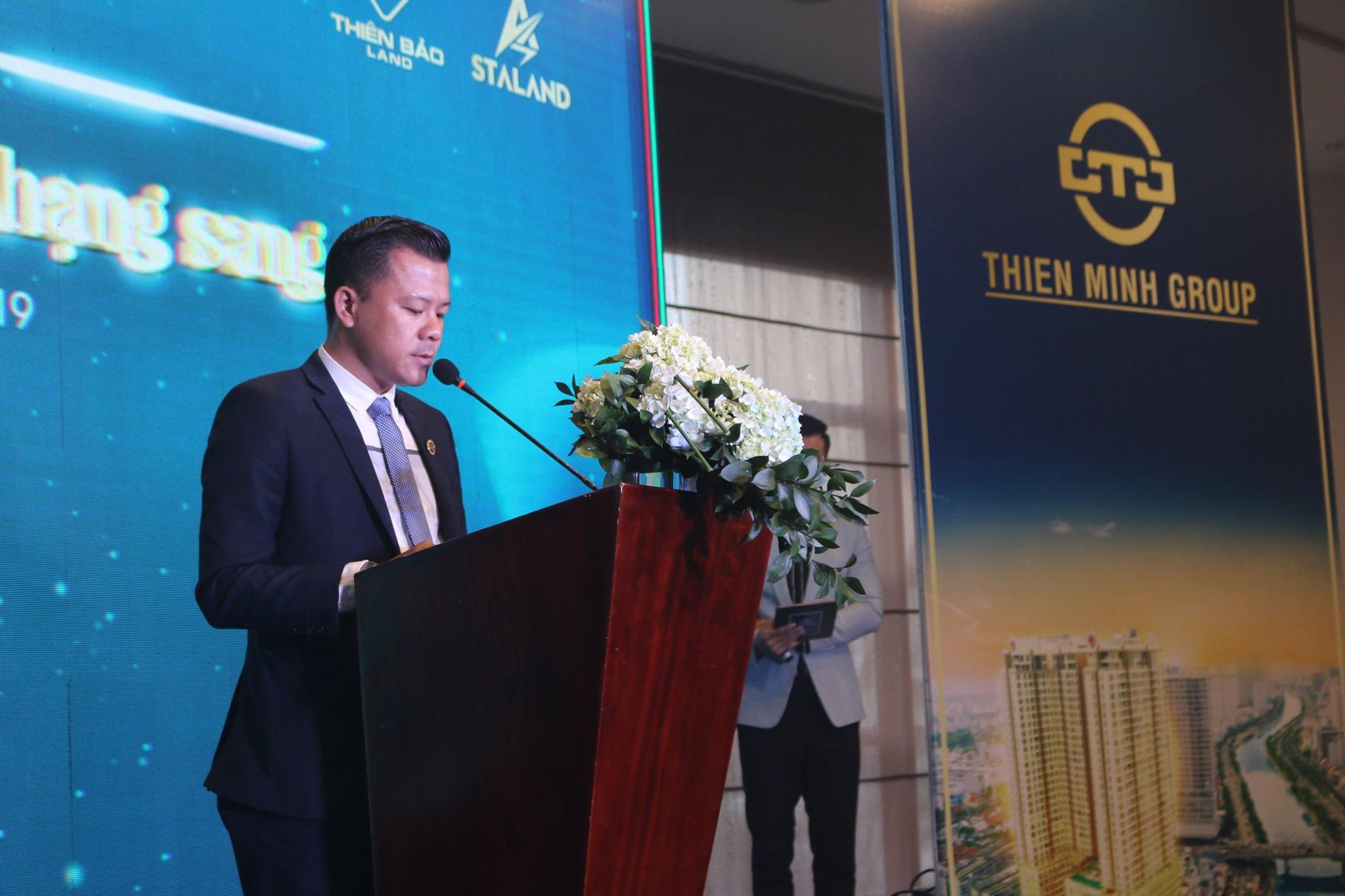 Thiên Minh Group đã tổ chức sự kiện