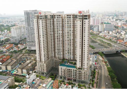 Văn phòng hạng sang Millennium, Quận 4, TP Hồ Chí Minh