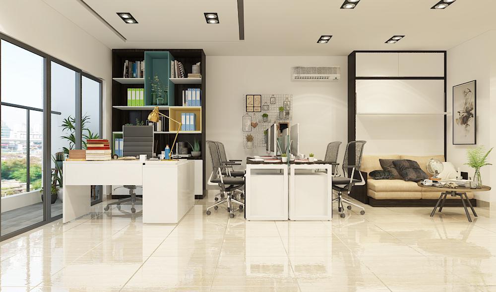 An tâm khi đầu tư căn hộ văn phòng