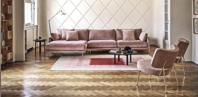 Xu hướng thiết kế phòng khách 2020